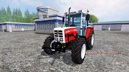 Steyr 8090A Turbo SK2 [larmarm] for Farming Simulator 2015