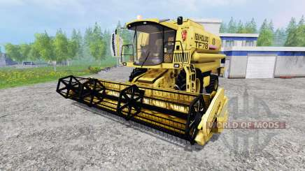 New Holland TF78 v1.15 for Farming Simulator 2015