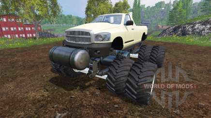PickUp Monster Truck for Farming Simulator 2015