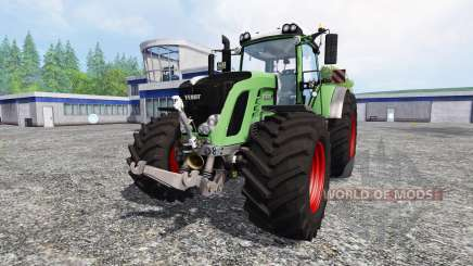Fendt 939 Vario [gear] for Farming Simulator 2015