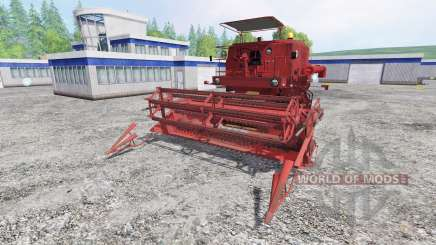 Bizon Z056 [beta] for Farming Simulator 2015