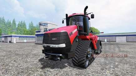 Case IH Quadtrac 600 v1.0 for Farming Simulator 2015