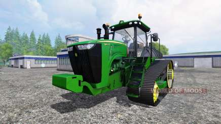 John Deere 9560RT v1.1 for Farming Simulator 2015