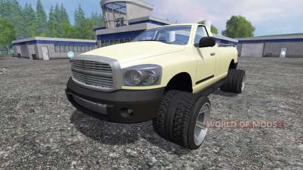 PickUp [weekend truck] v1.1 for Farming Simulator 2015