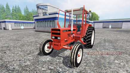 Renault 751 for Farming Simulator 2015