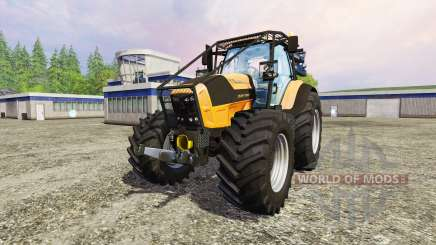 Deutz-Fahr Agrotron 7250 TTV [forestry] for Farming Simulator 2015