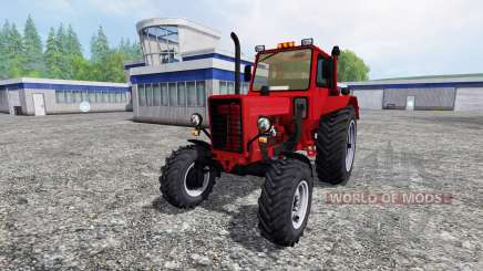 MTZ-82 [front loader] for Farming Simulator 2015