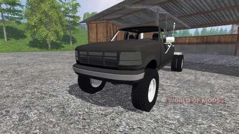 Ford F-150 [superduty semi] for Farming Simulator 2015