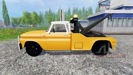 Chevrolet C10 Trailers for Farming Simulator 2015