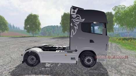 Scania R560 for Farming Simulator 2015