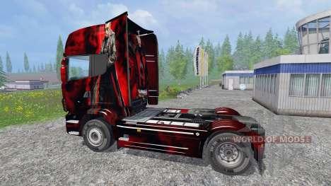 Scania R560 [blade] for Farming Simulator 2015