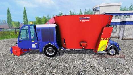 Siloking Prestige 22 v1.1 for Farming Simulator 2015