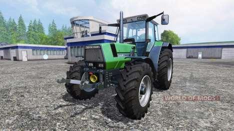 Deutz-Fahr AgroStar 6.31 v1.01 for Farming Simulator 2015