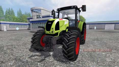 CLAAS Arion 620 [full] for Farming Simulator 2015