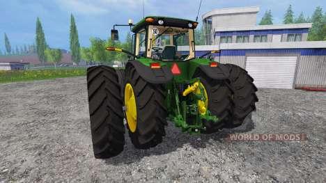 John Deere 8530 [USA] v2.0 for Farming Simulator 2015