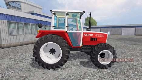 Steyr 8080A SK1 for Farming Simulator 2015