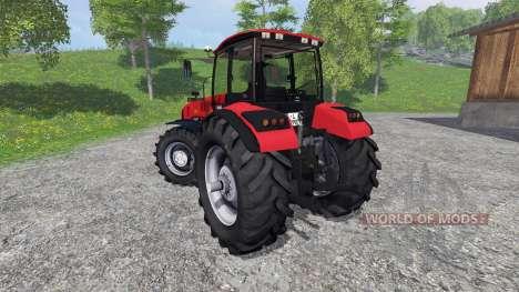 Belarus-3522 v1.4 for Farming Simulator 2015