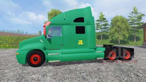Kenworth T2000 [aguas tenias edition] for Farming Simulator 2015