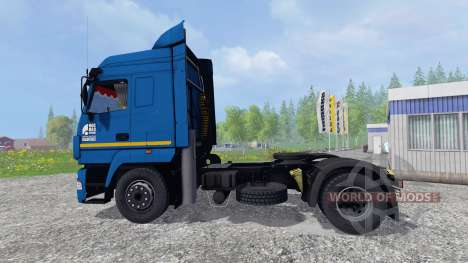 MAZ-5440 [washable] for Farming Simulator 2015
