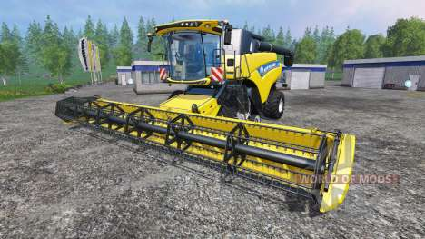 New Holland CR 9090 [SmarTrax] for Farming Simulator 2015