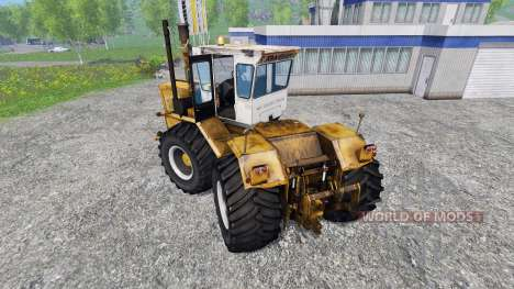 RABA Steiger 250 [pack] for Farming Simulator 2015