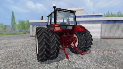 IHC 1055A v1.2 for Farming Simulator 2015