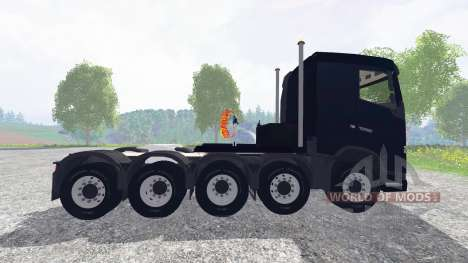 Volvo FH10x4 for Farming Simulator 2015