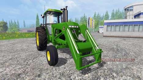 John Deere 4455 for Farming Simulator 2015
