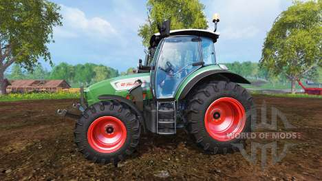 Hurlimann XM 130 4Ti v1.0.2.3 for Farming Simulator 2015
