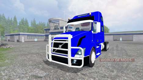 Volvo VNL 780 for Farming Simulator 2015