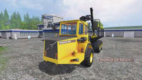 Volvo BM Forwarder for Farming Simulator 2015