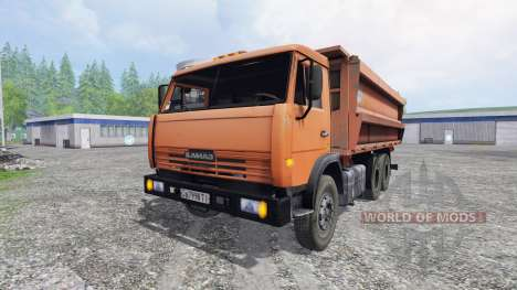 KamAZ 45280 for Farming Simulator 2015
