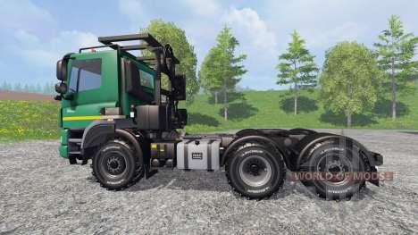 Tatra Phoenix T 158 6x6 [AgroTruck] for Farming Simulator 2015