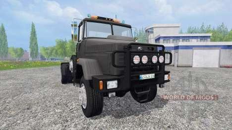 KrAZ-5133 for Farming Simulator 2015