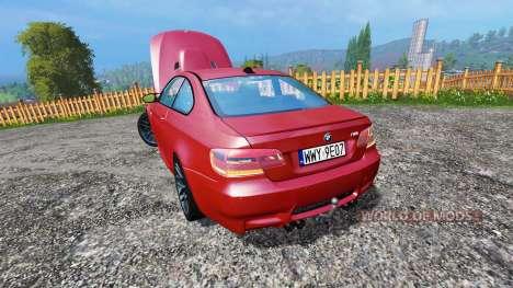 BMW M3 (E92) for Farming Simulator 2015