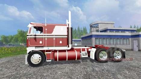 Kenworth K100 for Farming Simulator 2015