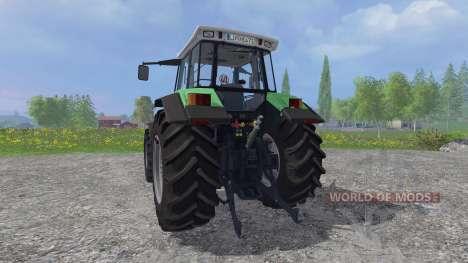 Deutz-Fahr AgroStar 4.71 for Farming Simulator 2015