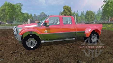 Ford F-450 v9.0 for Farming Simulator 2015