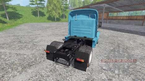 ZIL-5417 v2.0 for Farming Simulator 2015