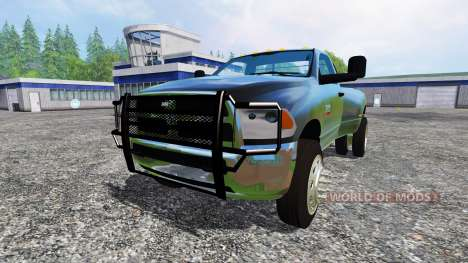 Dodge Ram 3500 [dually] for Farming Simulator 2015