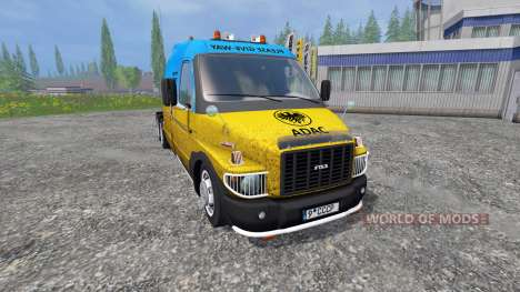 GAZ Ermak for Farming Simulator 2015