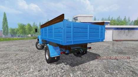 GAZ-53 [pack] for Farming Simulator 2015