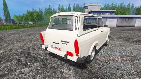 Trabant 601 S v0.6 for Farming Simulator 2015