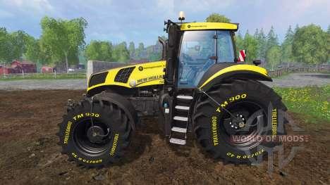 New Holland T8.420 v1.1 for Farming Simulator 2015