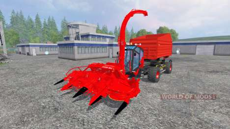 XT 2268 [fronthachsler] for Farming Simulator 2015