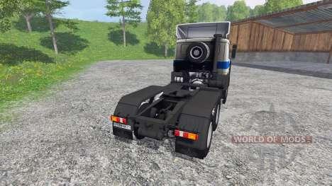 MAZ-642208 v1.5 for Farming Simulator 2015