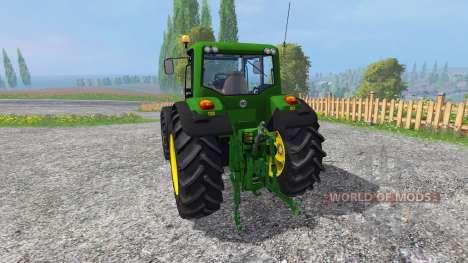 John Deere 7520 for Farming Simulator 2015
