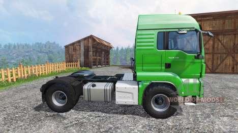 MAN TGS 18.440 [agricultural] for Farming Simulator 2015