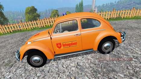 Volkswagen Beetle 1966 [Maltese] v2.0 for Farming Simulator 2015