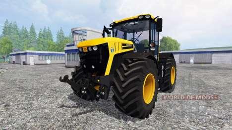 JCB 4220 v1.1 for Farming Simulator 2015